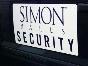 custom magnet sign