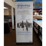 Kansas City Trade Show Displays banner vinyl tradeshow retractable indoor 150x150